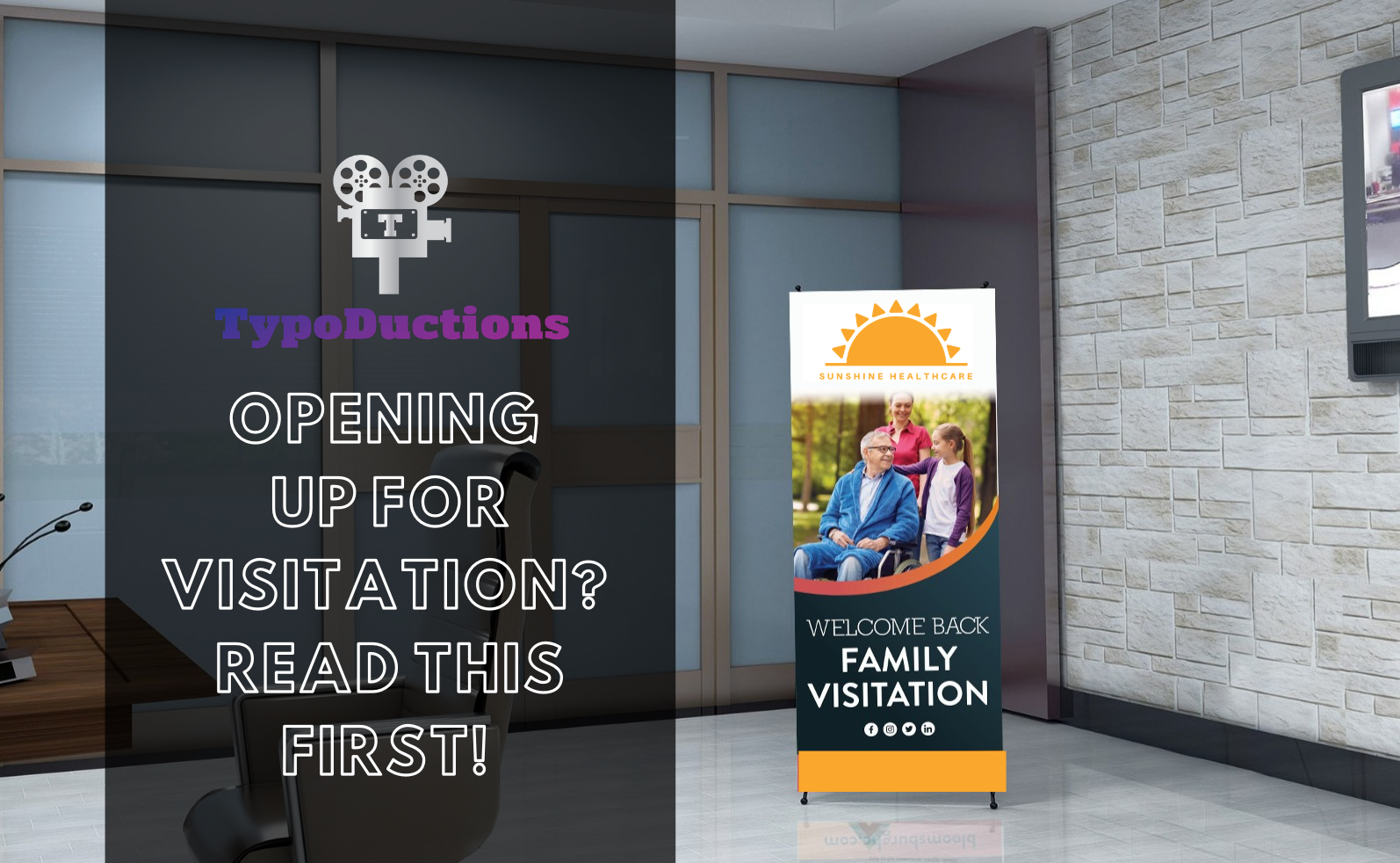 Opening up for visitation? Read this first!