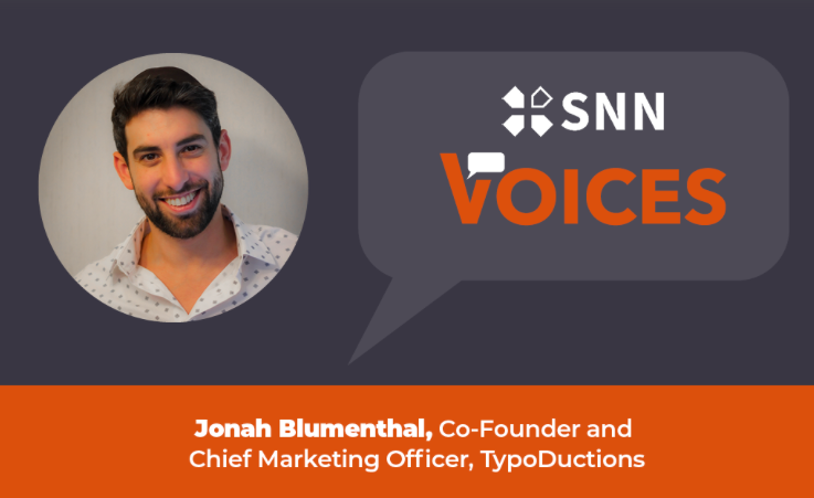 """Jonah Blumenthal Featured on """"SNN Voices""""   Building Your SNFs Online Presence"""
